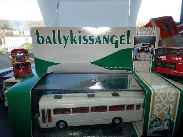 Corgi OOC 40205 1973 Leyland Leopard Bus Coach Ballykissangel Ireland TV Related